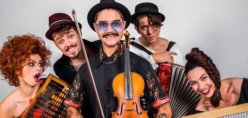 В Ижевске впервые пройдет сольный концерт группы The Hatters