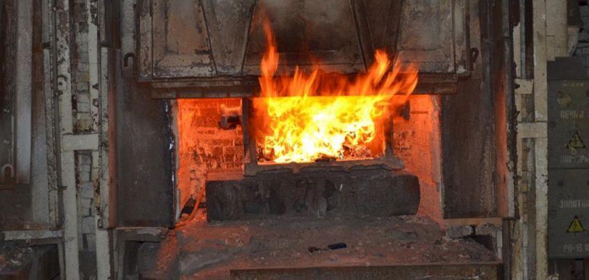 Сотрудники полиции сожгли более 50 кг наркотиков в печи одного из ижевских заводов