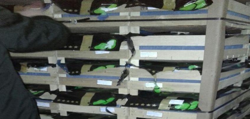 В Ижевске уничтожили 1054 кг запрещенных к ввозу польских груш