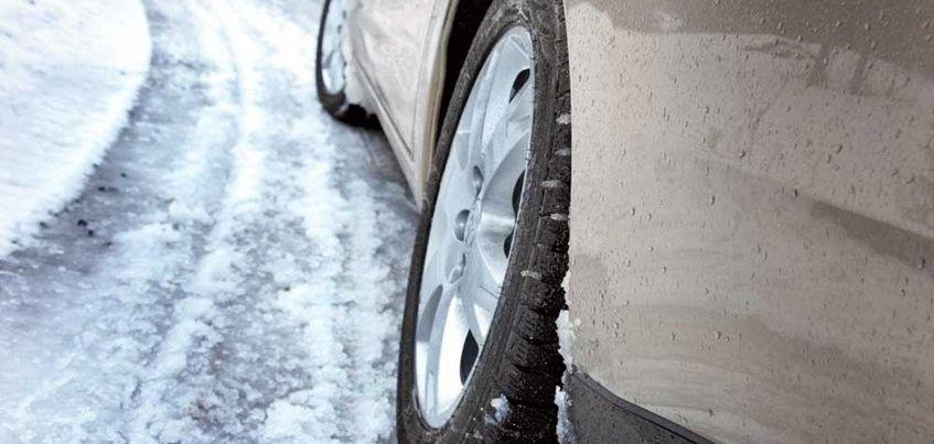 Госавтоинспекция Удмуртии предупреждает горожан о гололедице на дорогах