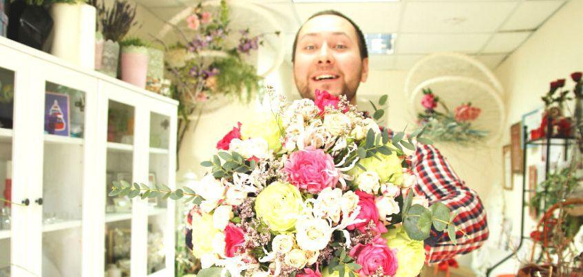 36% ижевчанок не хотят цветы на 8 Марта
