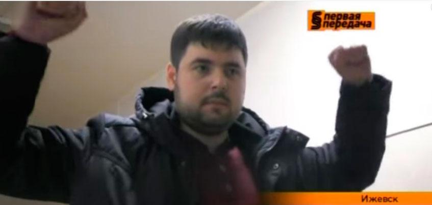 Задержание пьяного ижевского водителя показали в передаче на канале НТВ