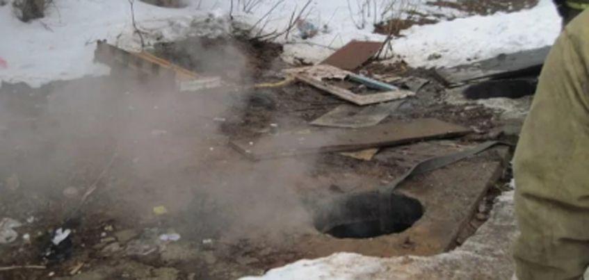 В Удмуртии в колодце на теплотрассе обнаружили тело мужчины