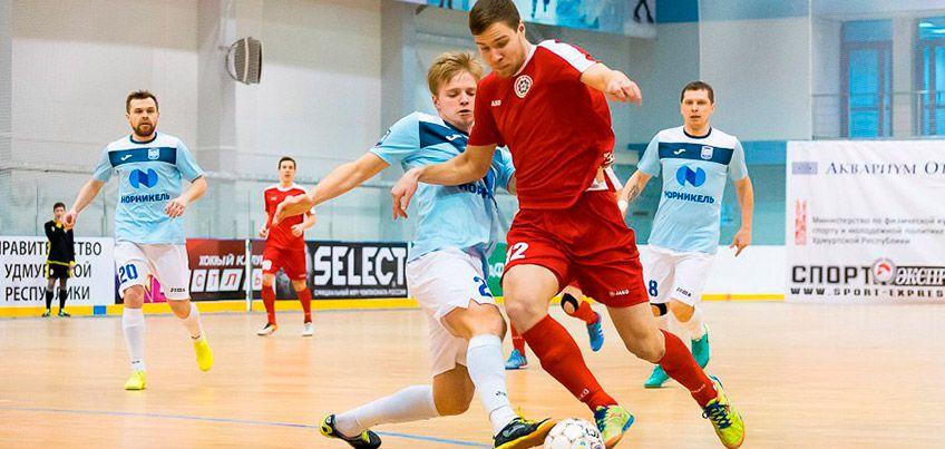 Игрок глазовского «Прогресса» забил два мяча в ворота сборной Португалии