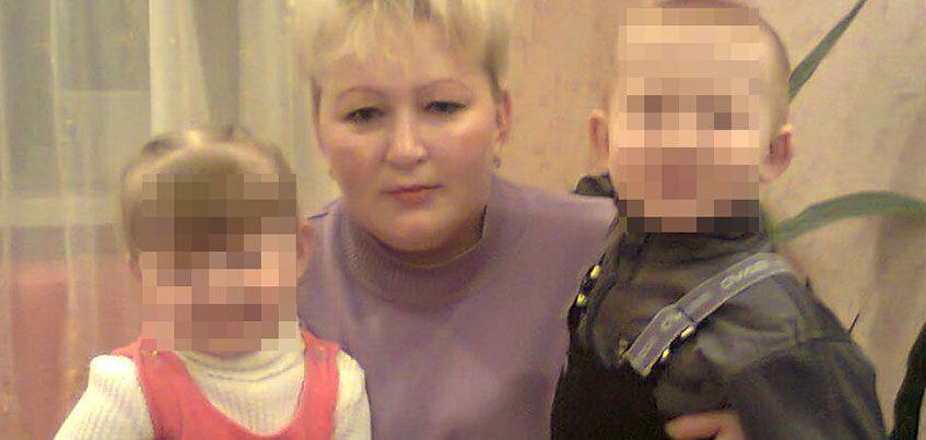 В Удмуртии у женщины отняли двоих детей по доносу их бабушки?