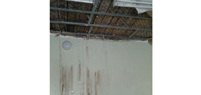 Ремонтные работы в ижевском детском саду №58, где обвалился потолок, начнут в выходные