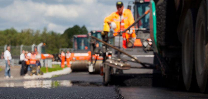 В Удмуртии в рамках проекта «Безопасные и качественные дороги» отремонтируют 133 км дорог