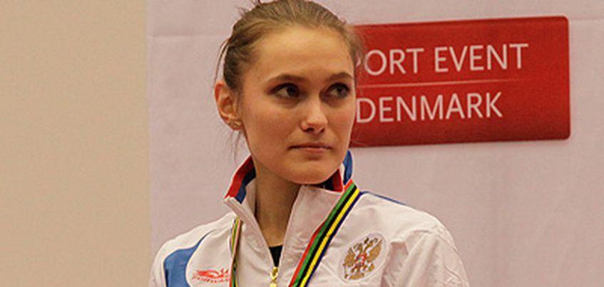 Ижевчанка Дарья Вдовина выиграла серебро на чемпионате Европы в стрельбе из пневматической винтовки в миксте