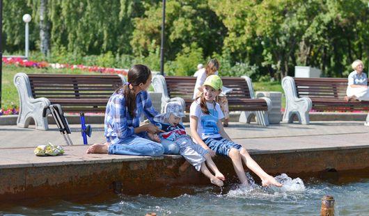 Тепло придет в Ижевск в выходные