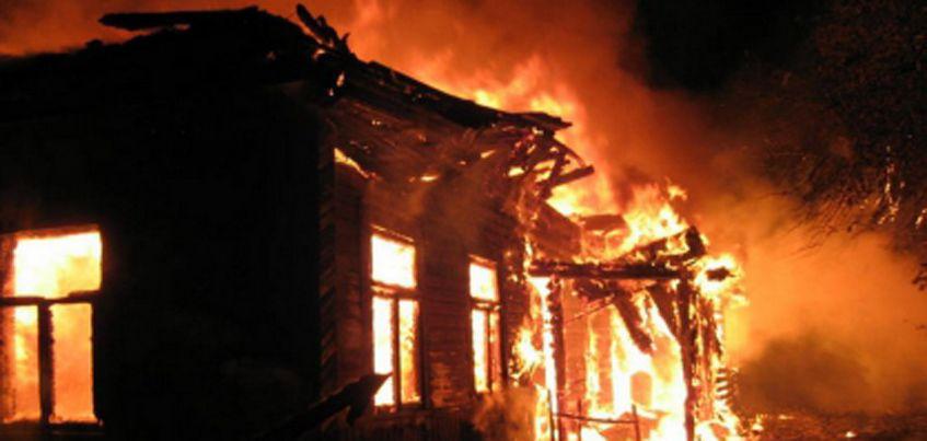 В Ижевске проведут проверку по факту пожара, в котором погибли женщина и ребенок