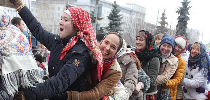 В Ижевске пройдет патриотический фестиваль «Весна России»