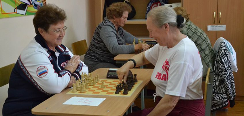 В Удмуртии 15 марта пройдет зимняя спартакиада пенсионеров