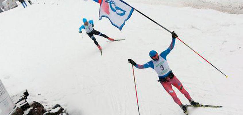 Спортсмен из Удмуртии выиграл две медали на Чемпионате Европы по лыжным видам спорта среди полицейских