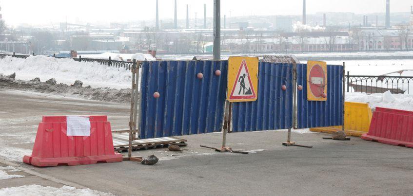 В Ижевске планируют открыть  движение на улице Милиционной 17 марта