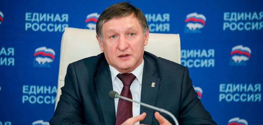 Спикер Госсовета Удмуртии: Пока не подавал документы на праймериз