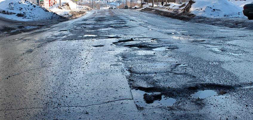 Как работает «Карта убитых дорог» в Ижевске?