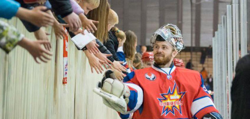 Вратарь Антон Кислицын покидает состав хоккейной команды «Ижсталь»