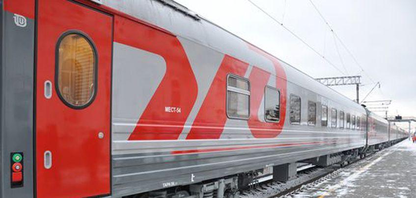 В поездах, следующих по маршруту «Ижевск-Москва» и «Ижевск-Санкт-Петербург», появятся душевые кабинки