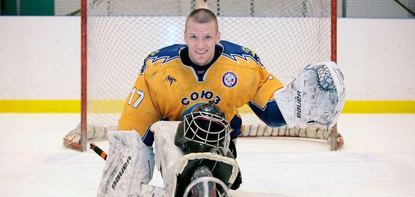 Следж-хоккеист Владимир Каманцев: Я смог подняться с самого дна, и сейчас у меня все есть