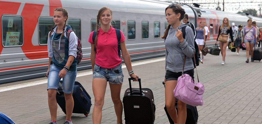 С 8 июня ижевчане смогут без пересадок доехать на поезде до Анапы