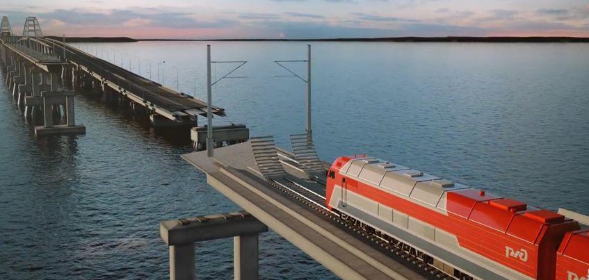 В 2018 году ижевчане  смогут доехать до Крыма на поезде по Керченскому мосту