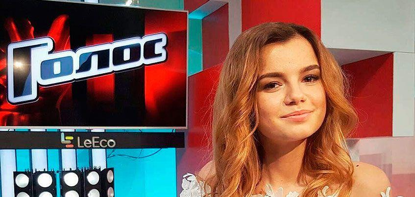 Ижевчанка, участвовавшая в шоу «Голос», выступит в Кремле
