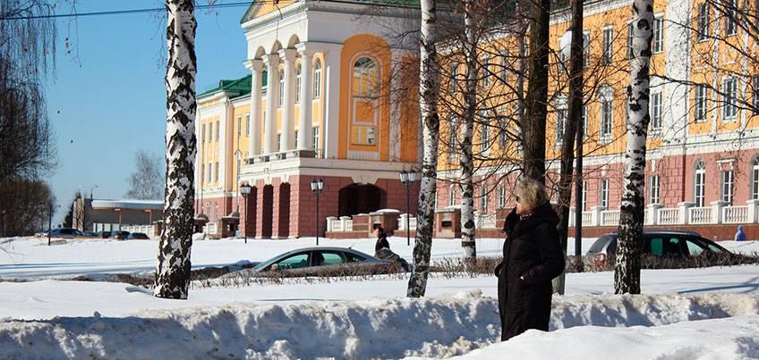 Какой будет погода в Ижевске в выходные 18 и 19 марта?
