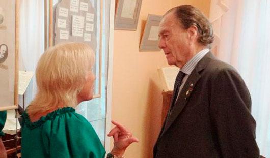 Граф Шереметев из Франции побывал в Удмуртии с неофициальным визитом