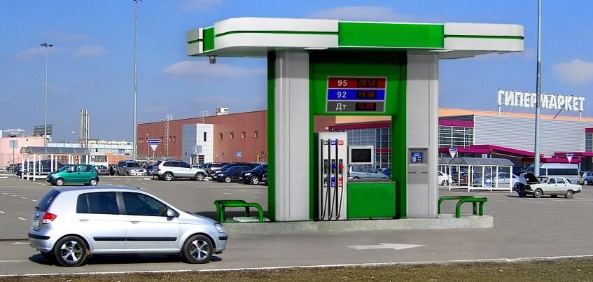 В Ижевске планируют открыть сеть мини-АЗС