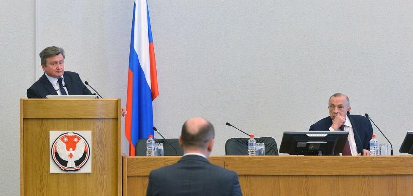Андрей Гальцин покинул пост руководителя Администрации Главы и Правительства Удмуртии