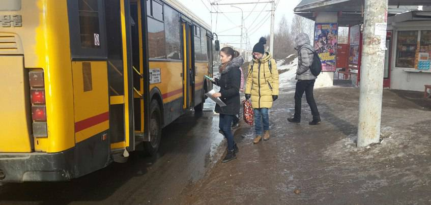 Глава Ижевска Юрий Тюрин призвал активнее бороться с наледью на остановках и тротуарах
