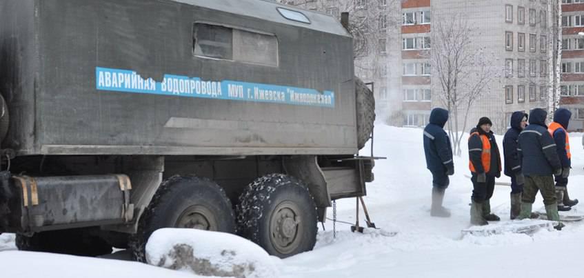 В эфире радио «Комсомольская правда»-Ижевск» расскажут, как повышение тарифов на воду повлияет на работу «Ижводоканала»
