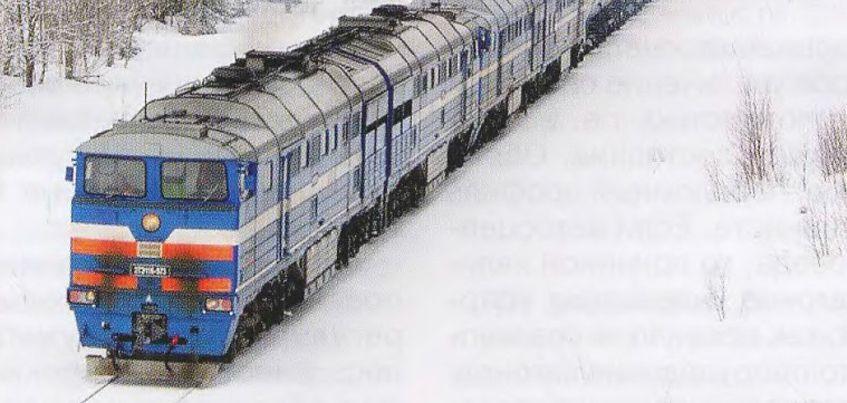 Железнодорожники Удмуртии планируют закончить подготовку к паводку к началу апреля