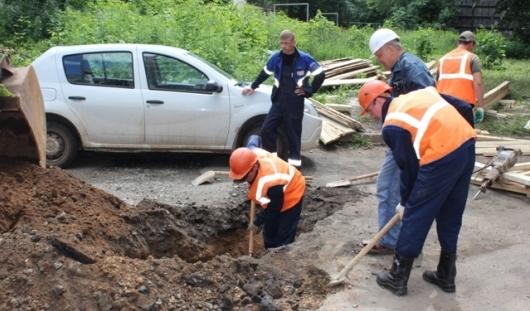 За 2 месяца в Ижевске отремонтируют 32 километра теплотрасс