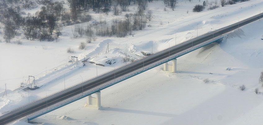 Эксперты: Стоимость проезда по мосту через Каму могут снизить