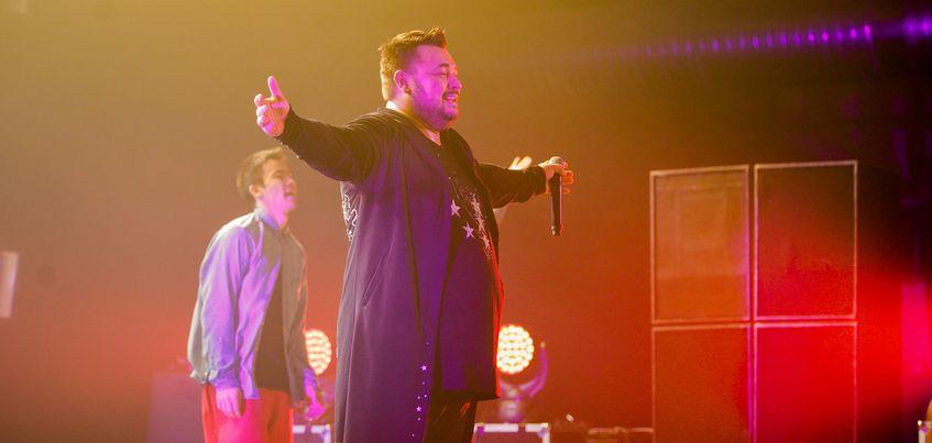 Более 3000 фанатов и шутки про Тимати: как прошел концерт «Руки вверх!» в Ижевске
