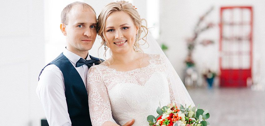 Ижевские молодожены: «Был настолько очарован невестой, что забыл свадебный букет в машине»