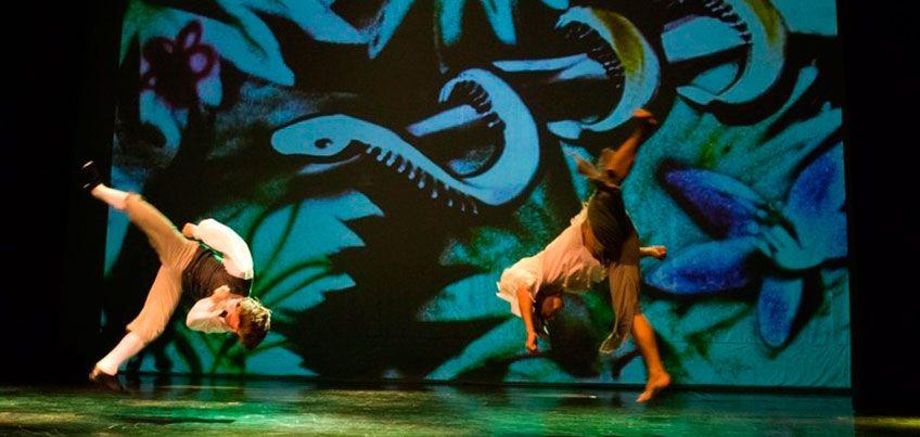 Уникальный спектакль с песочной анимацией и современными уличными танцами покажут в Ижевске 28 марта