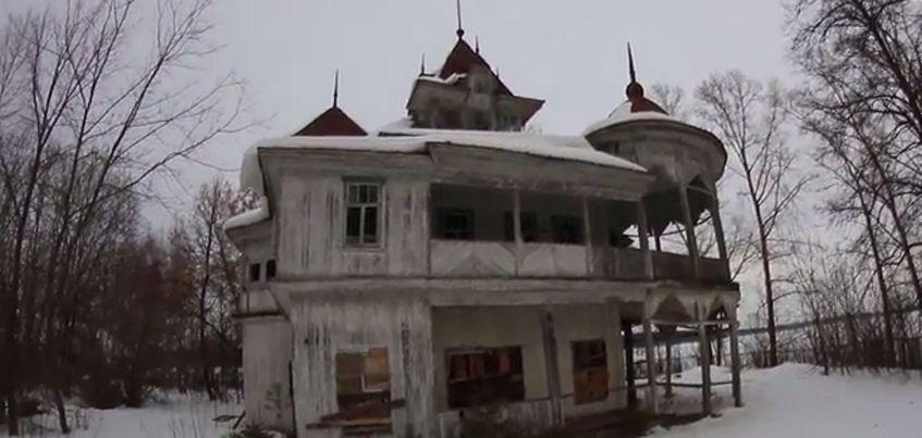 Ижевчанин Дмитрий Солодянкин создал видео о 100-летней даче оружейника Петрова и заброшенном лагере «Салют»
