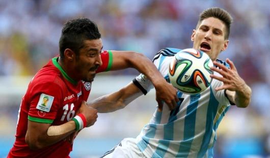 ЧМ-2014: Аргентина взяла верх над командой Ирана