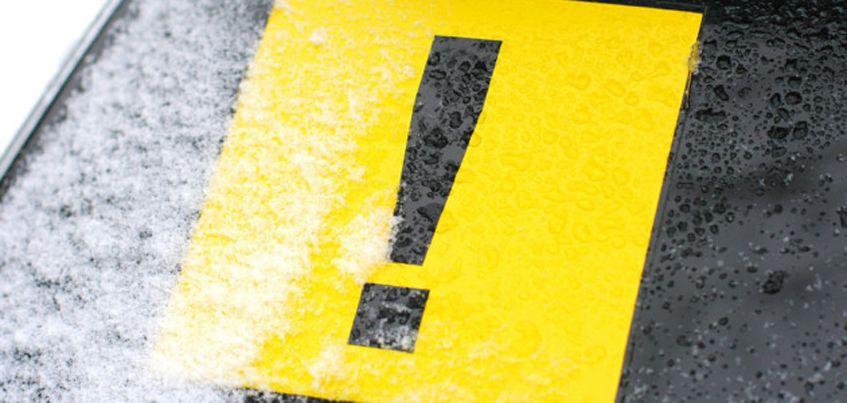 Для водителей Удмуртии, чей стаж менее 2 лет, ввели ограничения