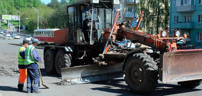 Короли госзаказа: кто больше всех заработал на ремонте дорог в Удмуртии?
