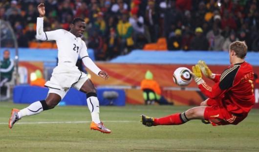 ЧМ-2014: Германия и Гана сыграли вничью