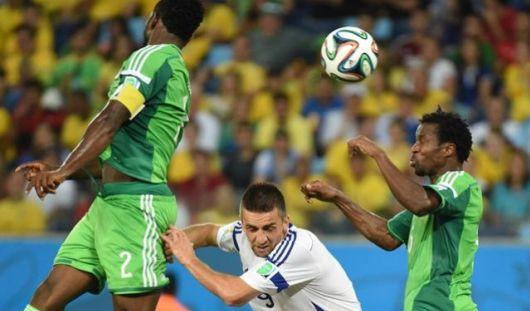 ЧМ-2014: Нигерия обыграла Боснию и Герцеговину
