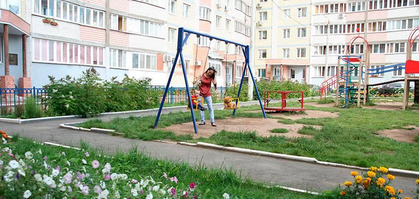 В Ижевске в ближайшие годы благоустроят сотни дворов