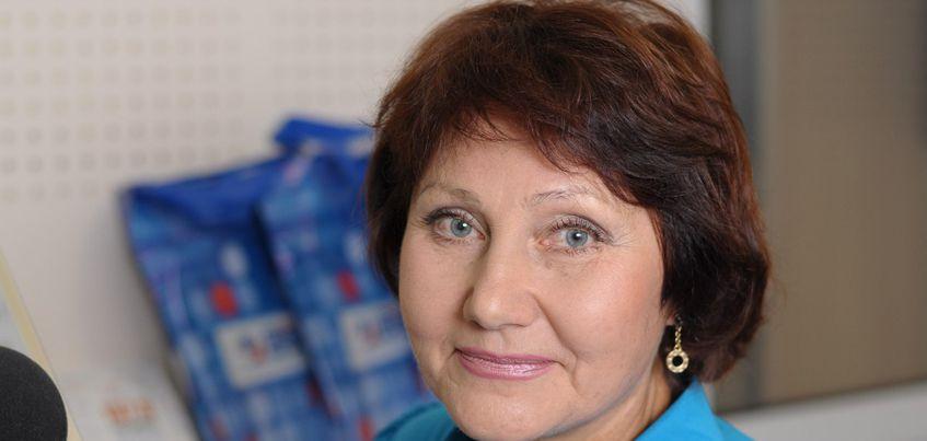 В эфире радио «Комсомольская правда»-Ижевск» телеведущая Вера Орлова расскажет о своем первом эфире