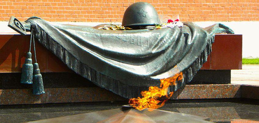 В Ижевске родственникам погибшего в Великой Отечественной войне бойца передали останки