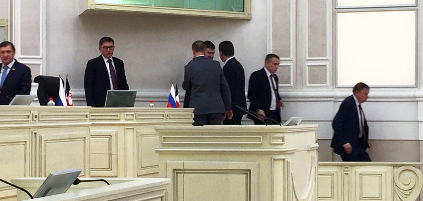 Депутаты Госсовета Удмуртии поспорили из-за лишнего мандата на будущих выборах