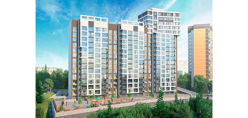 Стартовали продажи квартир в финальном доме ЖК «Заречный квартал»