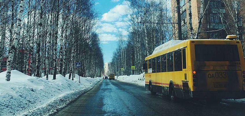 Весна в Ижевске: 10 солнечных фото города